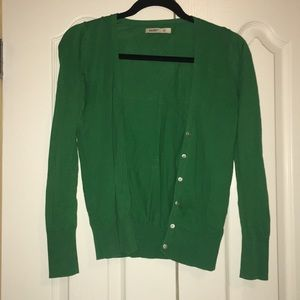 Old Navy Kelly Green sweater, size xs
